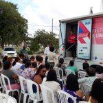 Secretaria de Saúde realiza Mutirão de Mamografias em Lauro de Freitas