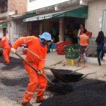 Prefeitura realiza Operação Tapa-Buracos nas ruas da cidade
