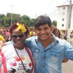 Caminhada da Primavera leva 300 pessoas as ruas do Capiarara em Areia Branca