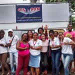 Vídeo: Caminhada Rosa faz alerta para câncer de mama em Portão