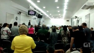 Pastor é atacado