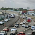 Trânsito  em Lauro de Freitas sofre alteração para continuidade de obras do viaduto