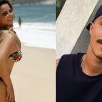 Atriz Viviane Araújo dá primeira declaração sobre romance com MC Livinho