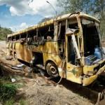 Acidente GRAVÍSSIMO com ônibus deixa sete mortos, incluindo uma criança de nove meses