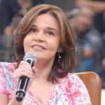Claudia Rodrigues esta internada e o estado se saúde dela não é bom