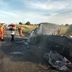 Família inteira é MORTA em grave acidente entre dois veículos