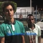 Dois homens são presos em ITINGA acusados de roubo de veículo e fraudar placa