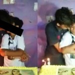 BOMBA: Mãe de menino de 13 anos que beijou namorado em festa rebate críticas