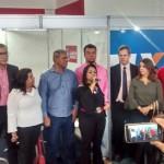 Vídeo: Moema fala na abertura do Salão Imobiliário para servidor de Lauro de Freitas