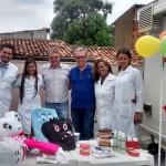 Igreja Adventista promove feira de saúde com apoio da prefeitura