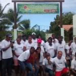 "Grupo de alunos do ""Topa"" da Escola Tenente Gustavo visitam Parque Ecológico"
