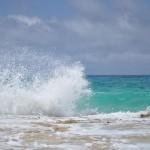 Homem desaparece no mar da praia de Stella Maris