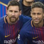 Messi diz que saída de Neymar teve ponto positivo no Barcelona