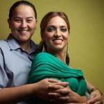 Veja: Cantora gospel e pastora lésbica, comemoram 4 anos de casadas