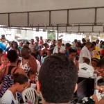 Prefeitura promove Feira da Saúde no Condomínio Quinta da Glória, na Itinga.