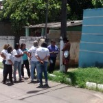 Agentes da Prefeitura de Salvador invadem Lauro de Freitas nas mediações do fazendão em Itinga