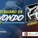 Campeonato Baiano de Taekwondo em Lauro de Freitas neste final de semana