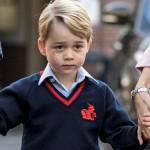 Pastor pede orações para que príncipe George de 4 anos seja GAY