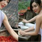 Garotas de Aldeia chinesa são tão belas que chegam a fazer Páreo duro as modelos da Victórias's secrets