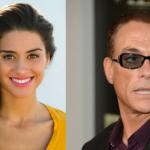 Filha de Van Damme está chamando atenção por causa de sua beleza; veja as Fotos