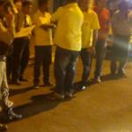 """Entenda o absurdo: """"Mulher atropela táxi"""" na Lauro de Freitas"""