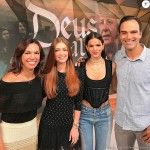 Quebrou a web: Bruna Marquezine e Marina Ruy Barbosa dão entrevista juntas e 'Roubam a cena