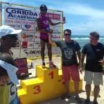 """Corrida das Academias Etapa """" Verão """" foi um sucesso na praia de Ipitanga"""