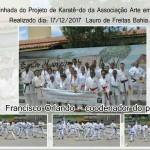Convite: A Associação Arte de Karatê retorna as Aulas de karatê para a Comunidade
