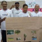 """Lauro de Freitas: Grupo de alunos do """"Topa"""" desenvolvem ação de sustentabilidade em sala de aula"""