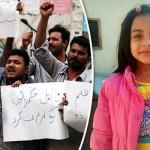 Vídeo: Momentos antes de menina de 8 anos ser estuprada e estrangulada até a morte