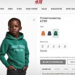 Lojas H&M FECHA após protestos contra propaganda racista