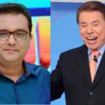 Geraldo Luís desperta o interesse de Silvio Santos após ser rejeitado pela Record