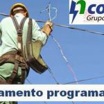 INFORMATIVO: Coelba suspende fornecimento de energia em Lauro de Freitas entre os dias 16 e 27/02