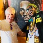 """Carlos Alberto desconfia de """"sobrinho"""" de Bob Marley: """"Maconha na cabeça"""""""