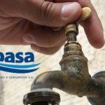 EMBASA: Fornecimento de água ficará suspenso em Lauro de Freitas nesta segunda (19)