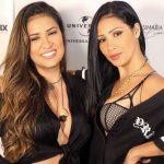 Irmãs Simone e Simaria posam de lingerie e revelam como preferem as peças