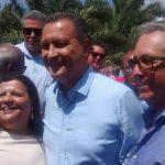 Governador Rui Costa entrega novo viaduto em Lauro de Freitas