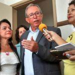 """""""Não temos nenhum caso de febre amarela aqui"""" Afirmou o secretário Dr. Erasmo Moura"""