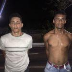 Rondesp Atlântico captura indivíduos vendendo entorpecentes no bairro da Boca do Rio