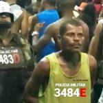 Veja Vídeo: 'PM à paisana' no Carnaval de Salvador