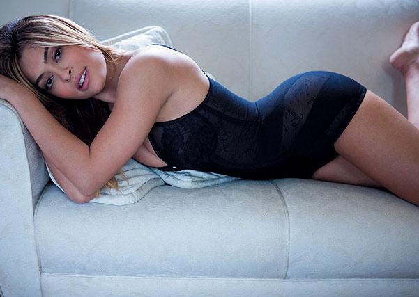 Juliana Paes revela que manda nudes