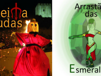 Rua Esmeralda da Cunha realiza a tradicional Queima de Judas