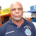 Delegado Deraldo Damasceno é ameaçado de morte por traficantes do Nordeste