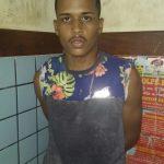 Homem é preso em flagrante no centro de Lauro de Freitas