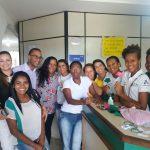 """Atividades na USF do Parque São Paulo marca o """"Dia Internacional da Mulher"""""""
