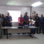 """Guardas Municipais participam de Curso de Capacitação """" Circuito em Saúde """""""