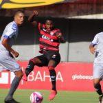 Vitória recebe o Bahia de Feira por vaga na final do Baianão 2018