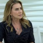 Demitida da Globo, Maitê Proença volta a TV limpando privada na Record