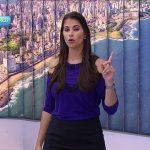 Sem contrato renovado com a Record, Jéssica Senra esta demitida da emissora