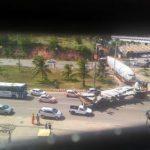 Aviões da falida Vasp são retirados do aeroporto de Salvador